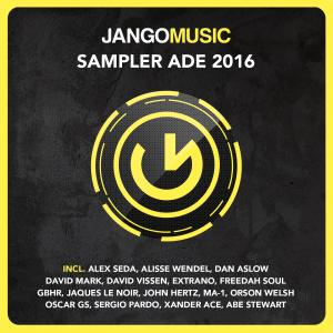 Jango Music Sampler ADE 2016