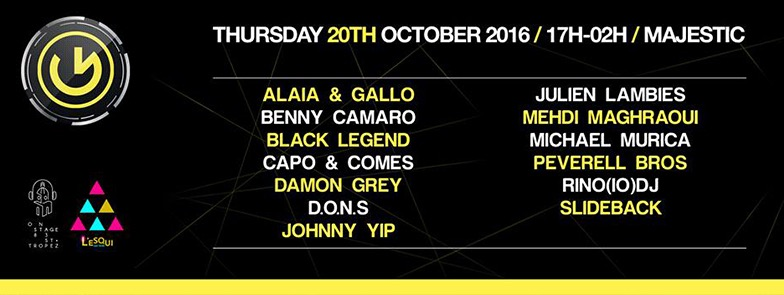 Jango Music Showcase - ADE 2016