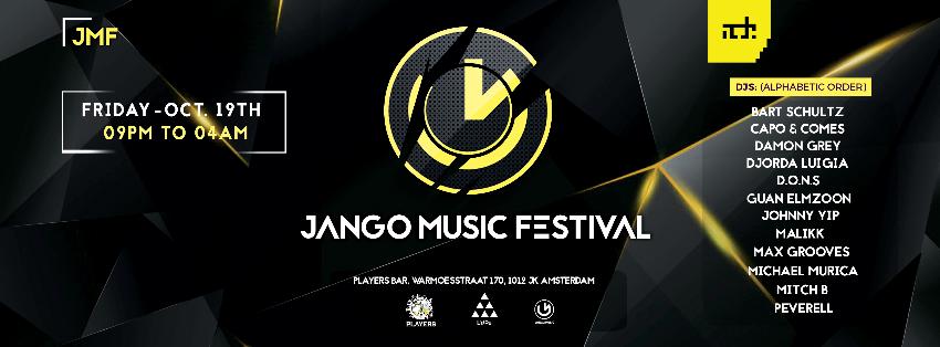 Jango Music Festival Closing