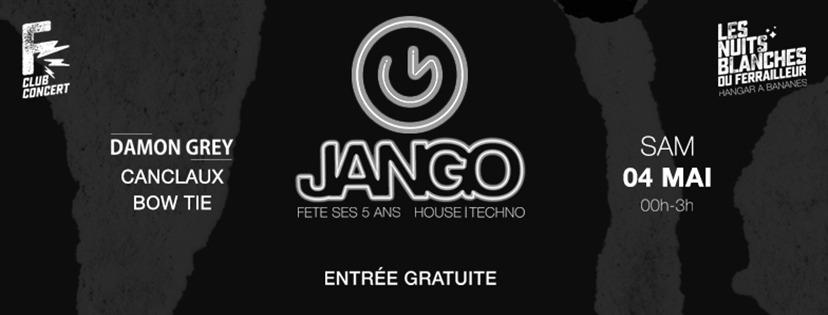 Jango Music 5 Years