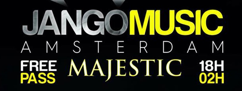 Jango Music Showcase - ADE 2015
