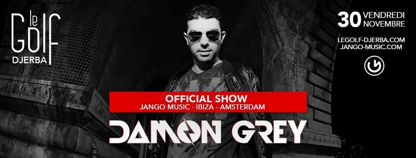 Damon Grey - Le Golf Djerba
