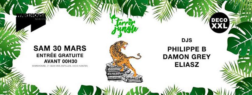 Terror Of Jungle - Philippe B and Friends