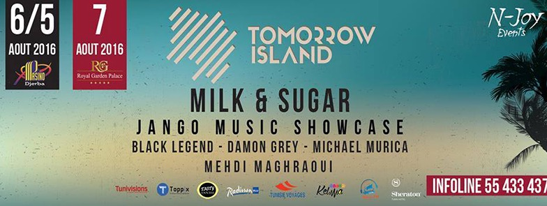 Jango Music Showcase - Tomorrow Island Festival