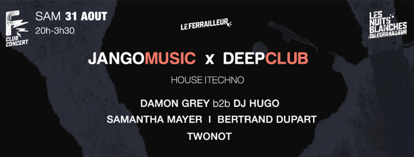 Jango Music x Deep Club