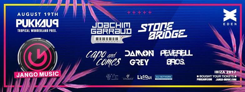 Jango Music Takeover - Ibiza Boat Party