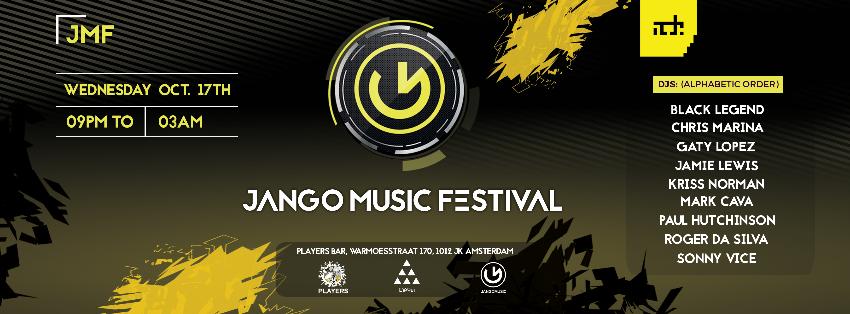 Jango Music Festival Opening