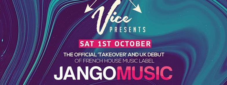 Vice pres. Jango Music Showcase