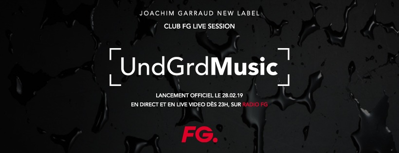 UndGrdMusic live on Radio FG